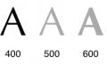 css设置字体粗细的属性是什么