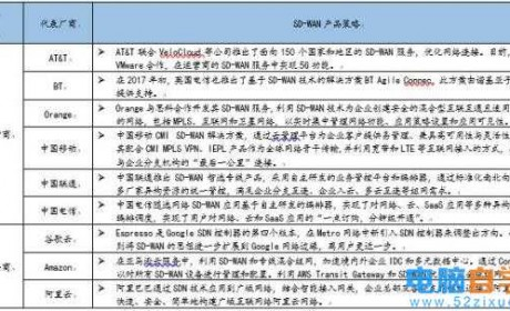 SD-WAN市场方兴未艾,多方势力强势入局