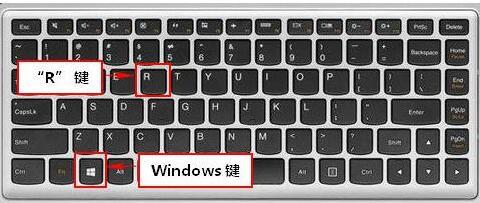 Windows键加R键.jpg