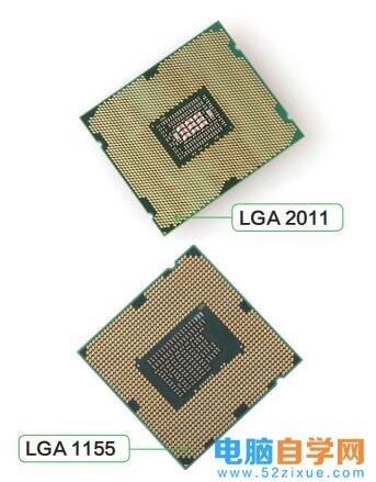 15.CPU篇-CPU的接口类型,有哪几种接口?