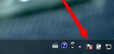 Win7系统电脑任务栏右下角有小旗子图标的方法